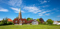 Dom of Schleswig Royalty Free Stock Photo