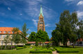 Dom of Schleswig in Schleswig-Holstein, Germany!!! Royalty Free Stock Photo