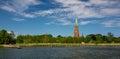 Dom of Schleswig in Schleswig-Holstein Royalty Free Stock Photo