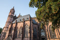 The dom in worms germany Royalty Free Stock Photo