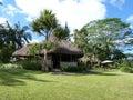 Domaine de l etoile east coast of mauritius island Royalty Free Stock Photography
