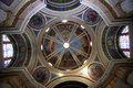 Dome of the The Church Stella Maris Royalty Free Stock Photo