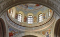 Dome of eger the cupola the Royalty Free Stock Image
