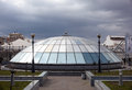 Dome glass, Kiev Royalty Free Stock Photo