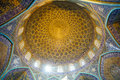 Dome of Lotfollah mosque in Isfahan - Iran