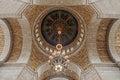 Dome of Nebraska State Capitol Building Royalty Free Stock Photo