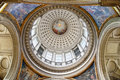 Dome of Pantheon Royalty Free Stock Photo