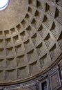 The Dome Of Pantheon In Rome, Italy.
