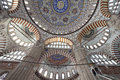 Dome patterns of Selimiye Mosque Royalty Free Stock Photo