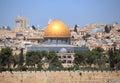 Dome of the Rock Friday Prayer, Jerusalem