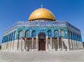 Dome Of The Rock Jerusalem Isr...
