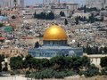 Dome of the Rock, Jerusalem Royalty Free Stock Photo