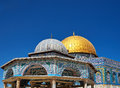 Dome Of The Rock Mosque In Jer...