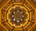 Dome roof at Imperial Palace Royalty Free Stock Images