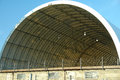 Dome Roofed Building Restricte...