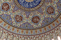 Dome Of Selimiye Mosque, Edirne. Royalty Free Stock Photo