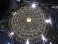 Dome of the Siena Cathedral Stock Images