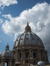 Dome of St Peters Royalty Free Stock Image