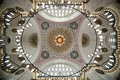 Dome at Suleymaniye Mosque Royalty Free Stock Photo