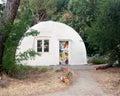 The domes at UC Davis
