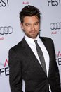 Dominic cooper at the afi fest my week with marilyn special screening chinese theater hollywood ca Stock Photography