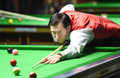 Dominic dale of wales bangkok thailand sep in action during sangsom six red world championship at montien riverside hotel on Stock Image