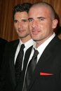 Dominic Purcell,Eric Bana Royalty Free Stock Photos