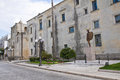 Dominican Monastery. Cavallino. Puglia. Italy. Royalty Free Stock Photo