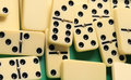Domino Royalty Free Stock Photos
