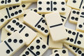 Domino background see my other works portfolio Royalty Free Stock Images