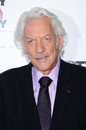 Donald sutherland at the dirty sexy money season dvd launch party edison downtown los angeles ca Stock Image