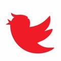 Donald Trump Social Media Bird Icon. Vector Illustration. June 10, 2017