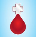 Donate blood Stock Photography