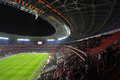 Dondass-Arena stadium top view Royalty Free Stock Photo