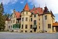 Donji Miholjac Castle In Nature