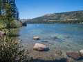 Donner Lake, California Royalty Free Stock Photo