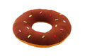 Donut cushion Royalty Free Stock Image