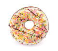 Donut isolated on white background Royalty Free Stock Photos