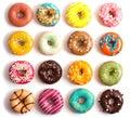 Royalty Free Stock Photos Donuts