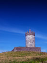 Doonagore castle Doolin Co. Clare Ireland Royalty Free Stock Image