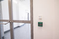 The door and the access control system