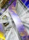 Door on heaven Royalty Free Stock Photo