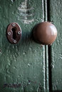 Door knob Stock Photo