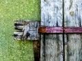 Door, Latch, Rustic
