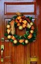 Door Ornament Royalty Free Stock Photo