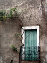Door, south of france Stock Image