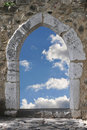 Door to heaven Royalty Free Stock Images