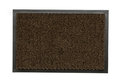 The doormat isolated on white background Stock Photos