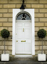 Doorway in Bath Royalty Free Stock Photography