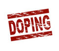 Doping Royalty Free Stock Photo